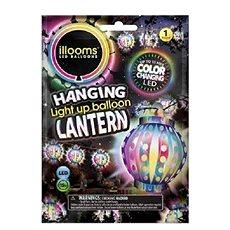 LED balónky - měnící barvy lampión - Herní set