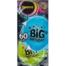 LED balónky - super size - Herní set