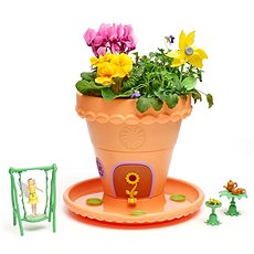 My Fairy Garden - květinový domeček - Herní set