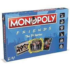 Monopoly Friends CZ - Společenská hra