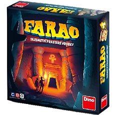 Farao - tajemství prastaré hrobky - Společenská hra