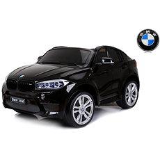 BMW X6 M lakované černé - Dětské elektrické auto