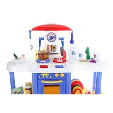 Kuchyňka modrá - Hrací sada
