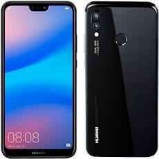 HUAWEI P20 Lite Midnight Black - Mobilní telefon