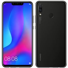 HUAWEI nova 3 černý - Mobilní telefon