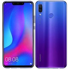 HUAWEI nova 3 fialový - Mobilní telefon
