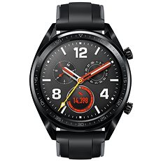 Huawei Watch GT Sport Black - Chytré hodinky