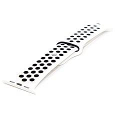 IMMAX pro hodinky SW10, bílo-černý - Řemínek