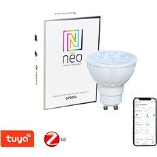 Immax Neo LED GU10 4,8W 350lm Zigbee Dim - LED žárovka