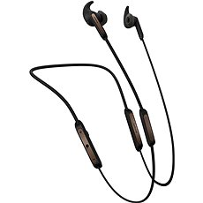 Jabra Elite 45e měděná černá - Sluchátka s mikrofonem