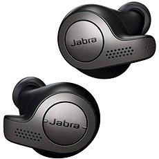 Jabra Elite 65t titanově černá - Sluchátka s mikrofonem