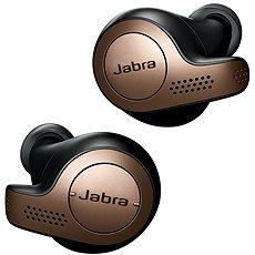 Jabra Elite 65t měděná černá - Sluchátka s mikrofonem