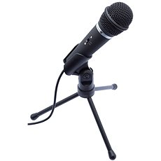 CONNECT IT REC černý - Ruční mikrofon