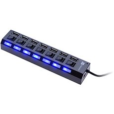 CONNECT IT Mighty switch - USB Hub