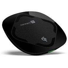 CONNECT IT Qi Certified Wireless Fast Charge černá - Bezdrátová nabíječka