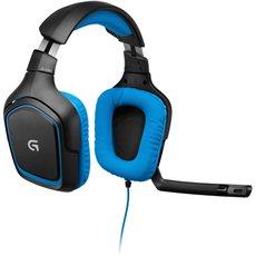 Logitech G430 Surround Sound Gaming Headset - Herní sluchátka