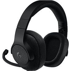 Logitech G433 Surround Sound Gaming Headset černý - Herní sluchátka