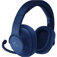 Logitech G433 Surround Sound Gaming Headset modrý - Herní sluchátka