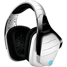 Logitech G933 Artemis Spectrum, bílá - Herní sluchátka