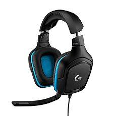 Logitech G432 - Herní sluchátka