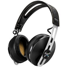 Sennheiser MOMENTUM M2 AEBT Black - Sluchátka s mikrofonem
