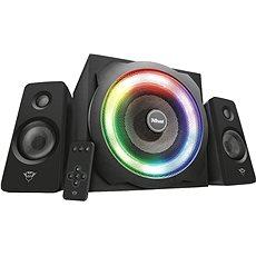 Trust GXT 629 Tytan 2.1 RGB Speaker Set - Reproduktory