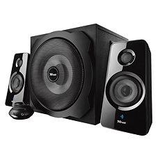 Trust Tytan 2.1 Subwoofer Speaker Set Bluetooth - černé - Reproduktory