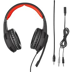 Trust GXT 310 Gaming Headset - Herní sluchátka
