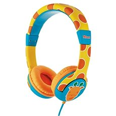 Trust Spila Kids Headphone - žirafa - Sluchátka