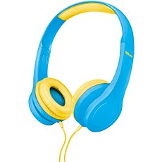 Trust Bino Kids Headphones blue - Sluchátka