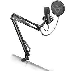 Trust GXT 252 + Emita Plus Streaming Microphone - Stolní mikrofon