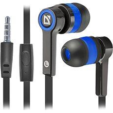Defender Pulse 420 (black/blue) - Sluchátka s mikrofonem