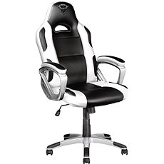 Trust GXT 705W Ryon Gaming chair - white - Herní židle