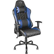 Trust GXT 707B Resto Gaming Chair - blue - Herní židle