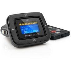 Energy Sistem Car Transmitter 1100 Dark Iron - FM Transmitter