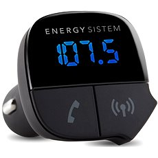 Energy Sistem Car Transmitter Music Bluetooth - FM Transmitter