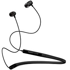 Energy Sistem Earphones Neckband 3 Bluetooth Black - Sluchátka s mikrofonem