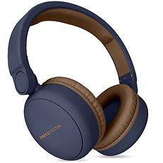 Energy Sistem Headphones 2 Bluetooth modrá - Sluchátka s mikrofonem