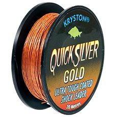 Kryston - Quicksilver Gold 35lb 20m - Šňůra