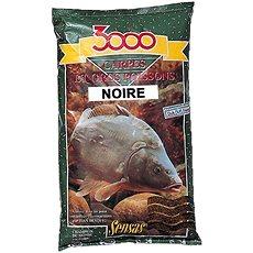 Sensas 3000 Carpes Noir 1kg - Vnadící směs