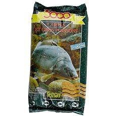 Sensas 3000 Carpes Jaune 1kg - Vnadící směs