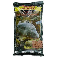 Sensas 3000 Carpes Rouge 1kg - Vnadící směs