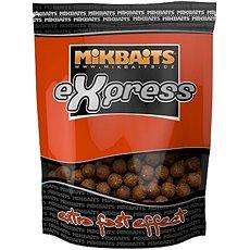 Mikbaits - eXpress Boilie Půlnoční pomeranč 18mm 1kg - Boilies