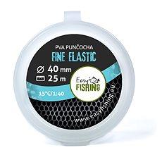 Easy Fishing - Fine Elastic 40mm 25m náhradní - PVA punčocha