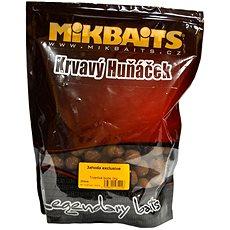 Mikbaits - Krvavý Huňáček Boilie 1kg - Boilies