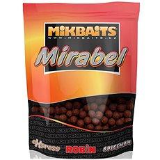 Mikbaits - Mirabel Boilie Pikantní švestka 12mm 300g - Boilies