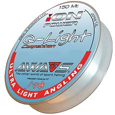 Awa Shima - Vlasec Ion Power Q-Light Competition 0,165mm 4,2kg 150m - Vlasec