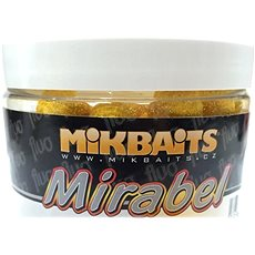 Mikbaits - Mirabel Fluo Boilie Ananas N-BA 12mm 150ml - Boilies