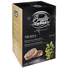Bradley Smoker - Brikety Hickory 120 kusů - Brikety