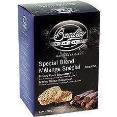 Bradley Smoker - Brikety Special Blend 120 kusů - Brikety